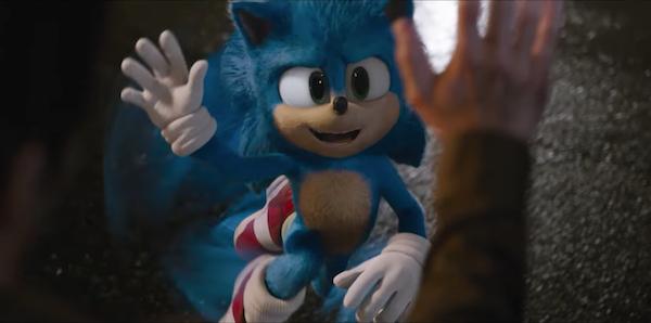 Sonic The Hedgehog 2020 Your Blue Friend A Film Review Twiggy Twiggy